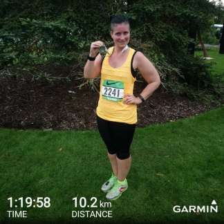 Kew Gardens 10km