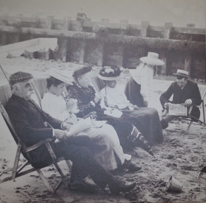 George Allen and family - Southend 1893